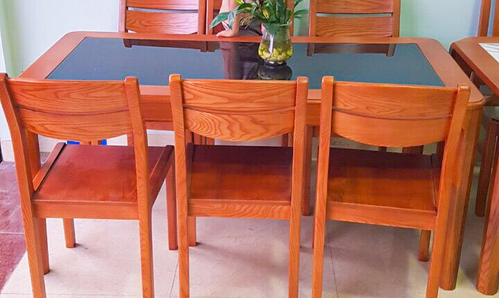 bàn ghế gỗ, bàn ăn gỗ , đẹp, giá rẻ