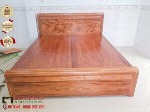 Giường ngủ đẹp giá rẻ, giường gỗ, giường gỗ giá rẻ